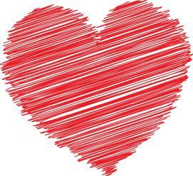 scribble-heart